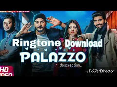 Palazzo ringtone - kulwinder billa - shivjot - latest punjabi song