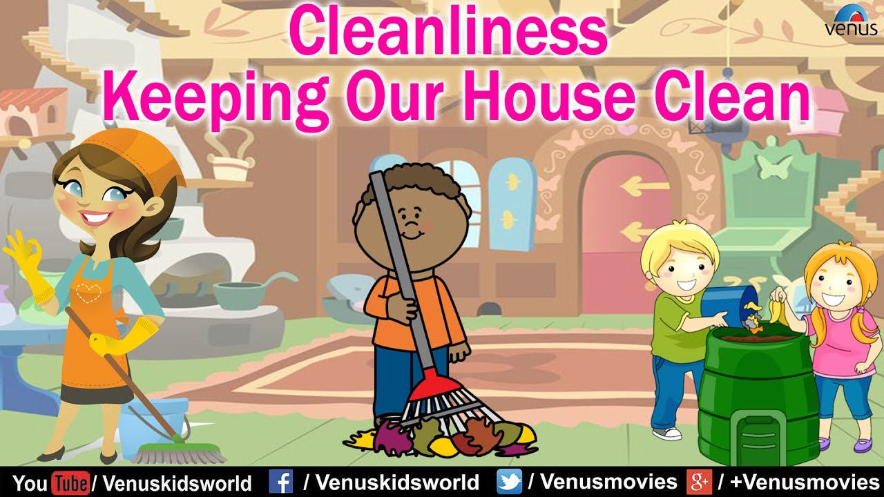 keeping my surroundings clean Good morning to the sir, madam and my friends  keeping the heart, body and mind clean and peaceful is the complete cleanliness however,.