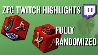 Fully Randomized (No Logic OoT Randomizer) - ZFG Twitch Highlights