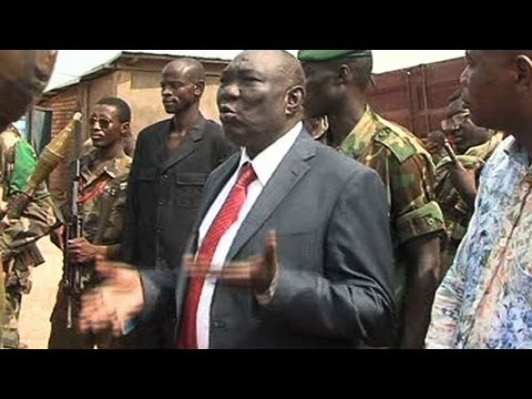 Djotodia asks his rebels to liberate police stations