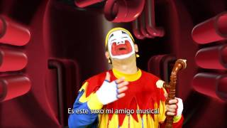 Piñón Fijo - Yo Tengo Un Saxo (HD 2015)