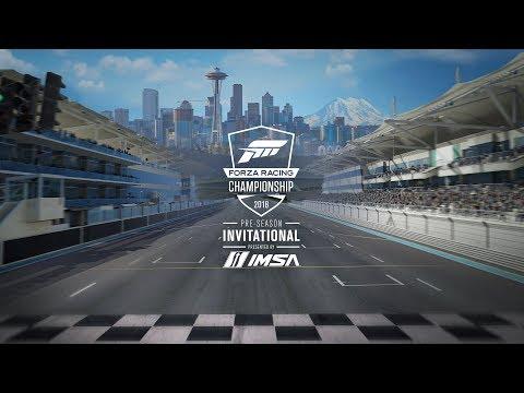 The ForzaRC 2018 Pre-season Invitational presented by IMSA