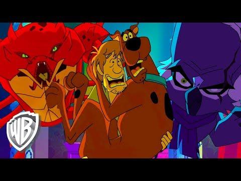 Scooby-Doo! em Português | Portugal | Os 10 Melhores Vilões | WB Kids
