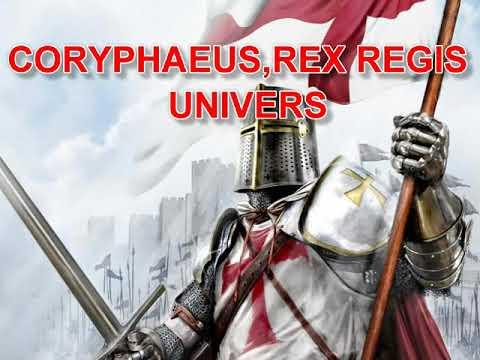 LYRIC - March of the Templars (Globus-Preliator LYRIC)