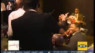 طه سليمان-امدر يا حبيبة من سهرة قناة النيل الازرق