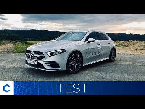 2018 Mercedes-Benz A 200 - 4K TEST/REVIEW