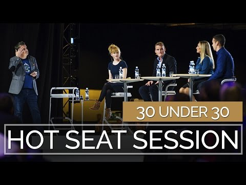 Nordic Business Forum 2014 | Hot Seat Session