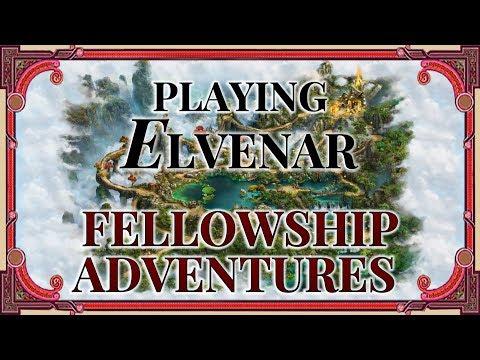 Playing Elvenar: Fellowship Adventures