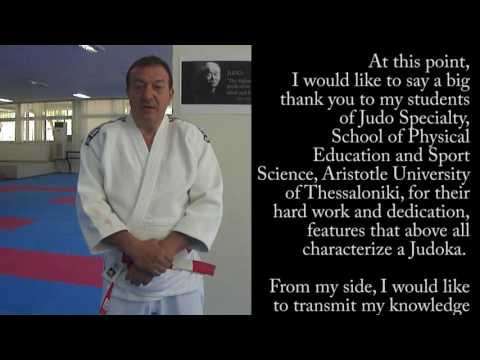 JUDO Throwing Techniques (Tutorial in Motion)