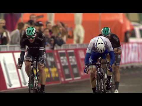 Abu Dhabi Tour 2017: Stage 4 TV highlights