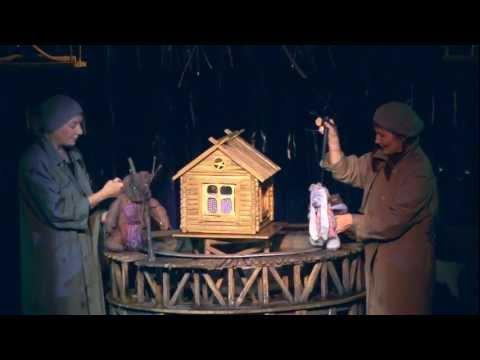 Tale Rain (сказка дождя), Московский Театр Кукол на Бауманской
