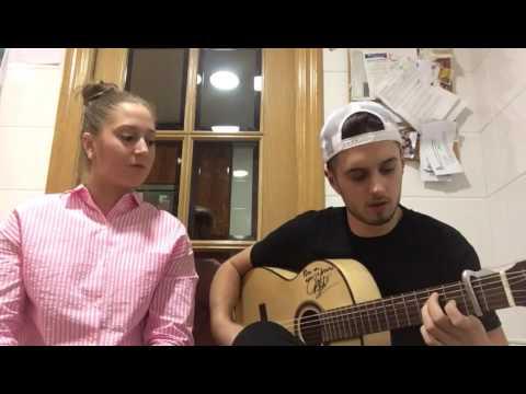 Reggaeton lento CNCO-Puro chantaje Maluma Ft. Shakira (cover) Lorena y Bruno Jiménez