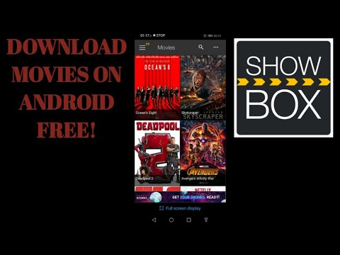 where to find showbox downloaded movies