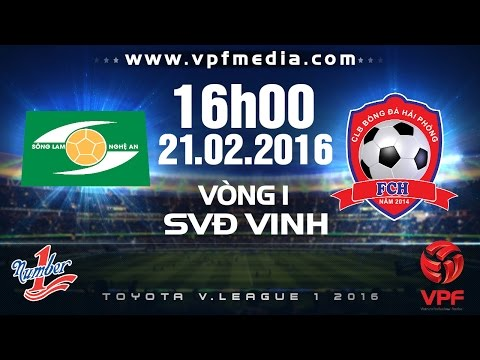 Xem lại: Sông Lam Nghệ An vs XM Vicem Hải Phòng