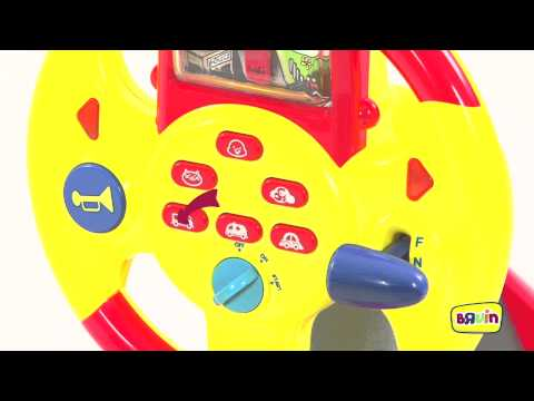 Bruin Power Driver Action Wheel at Toys