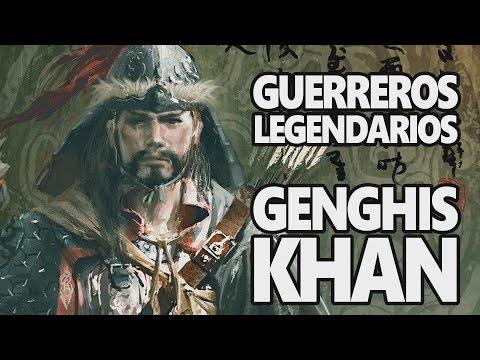 Guerrero Legendario - Genghis Khan, El gran Mongol