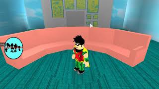 LSO TEEN TITANS IN ACTION IN ROBLOX