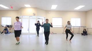 Aa Toh Sahii   Beginner Bollywood Funk Dance Workshop   Smirthi Selvaraj Choreography
