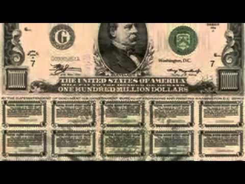 United States of America $100,000.00 dollars bill