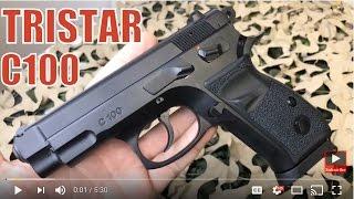 Tristar C100 CZ75 Semi Auto 9mm Clone - Worth It?