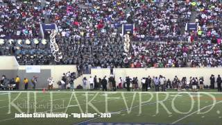 Jackson State University - Big Ballin - 2013