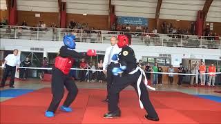 Coupe de France 2018   Soukeyna   Combat