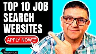 Top 10 Job Search Websites 2021 (Plus Bonus)