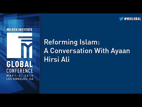 Reforming Islam: A Conversation With Ayaan Hirsi Ali