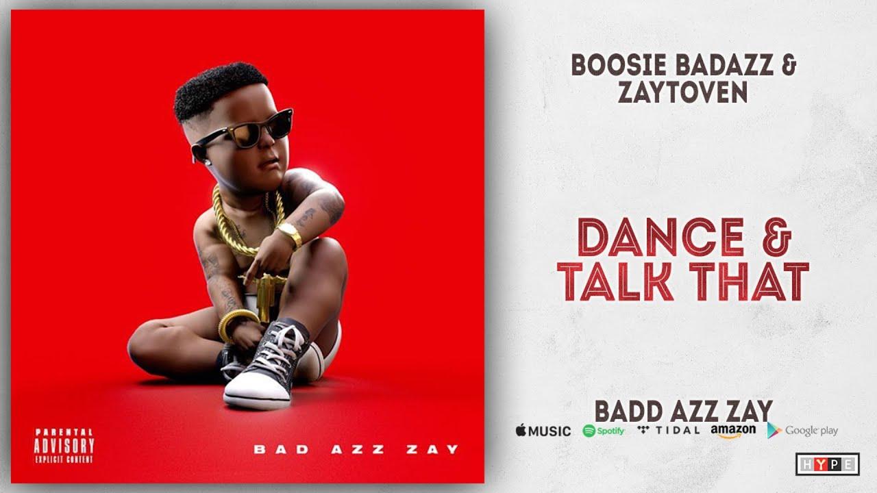 Boosie Badazz - Dance & Talk That (Bad Azz Zay)