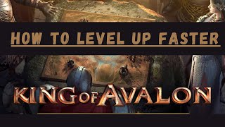 King of Avalon:Dominion Game || How To Level Up Faster || Useful Tips & Tricks screenshot 3