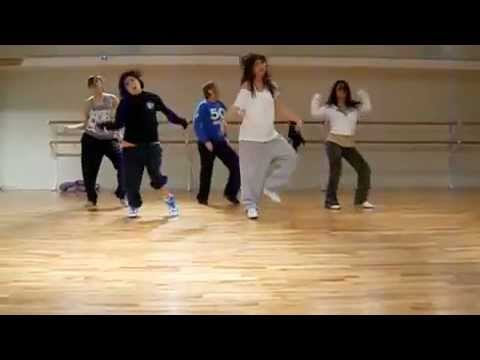 Ice Cream Paint Job Remix   Dorrough Signature Boyz   Emily Sasson Choreography