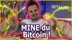 Minage Bitcoin, explications