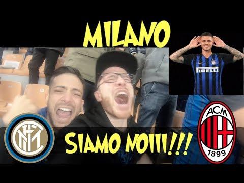 MILANO SIAMO NOI!!! | INTER MILAN 1-0 REACTION | LIVE SAN SIRO
