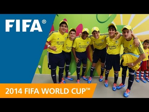 2014 FIFA World Cup -- adidas Youth Programme