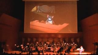 【映像付コンサート】トムとジェリー「ワルツの王様」Johann Mouse