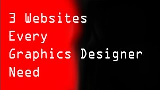 Alfa - 3 websites that every Graphics Designer need