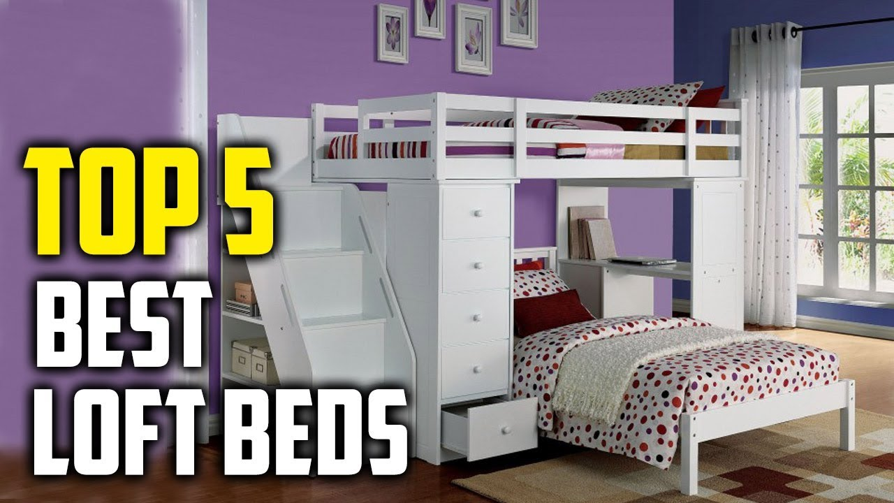 best sneakers 24129 4432e Best Loft Beds 2018 - Review & Buying Guide