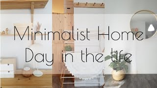 MINIMALIST FAMILY🌿DAY IN THE LIFE🌿November minimalist homeschooling mom