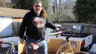 3GBikes Newport Cruiser with RockHell & Mr. Coconut - BikemanforU Check