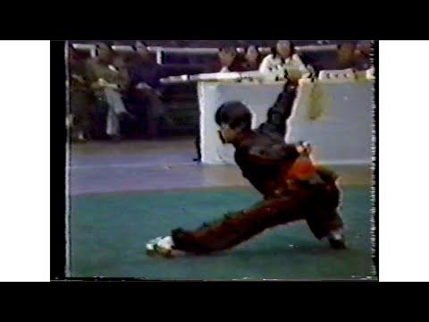 【武術】1984 男子剣術 (2/3) 【Wushu】1984 Men Jianshu (Swordplay) (2/3)