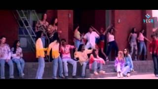Okkadu Songs - Hare Rama Hare Krishna Song - Bhumika