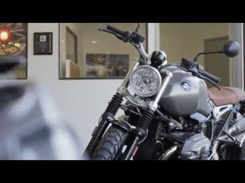 NEW 2017 BMW SCRAMBLER TEST RIDE AND REVIEW - BMW Motorcycle Reviews