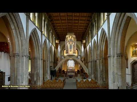 BBC Choral Evensong: Llandaff Cathedral 1997 (Michael Smith)