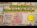 Zimbabwe 500M Banknote Review