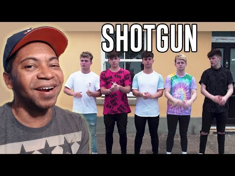 Roadtrip TV - Shotgun (cover George Ezra) REACTION
