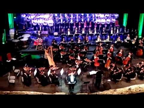 Christmas Carol 2017 - Subhi Bedeir - Nayer Nagui Orchestra - Cairo Opera House