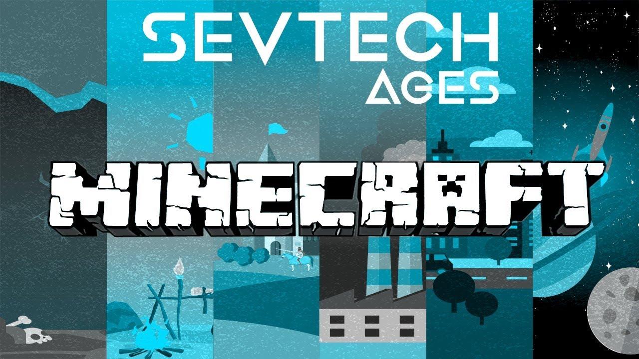 SevTech: Age 2 Pt 10 - Celestial altar, Engine, Nether
