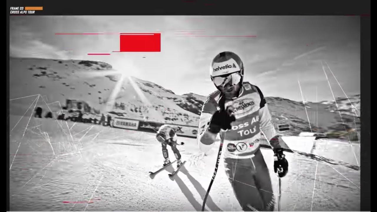 2017 Audi FIS Ski Cross World Cup Cross Alps Tour TV intro   FIS ...