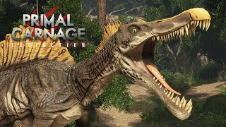 SPINOSAURUS BEACH DAY!?! - Primal Carnage Extinction || Part 21