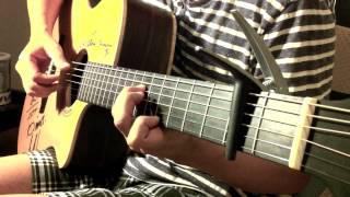 ยกเว้นเรื่องเธอ - แพรว คณิตกุล Fingerstyle Cover +Tab By Toeyguitaree
